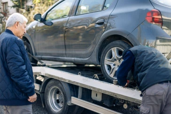 car-getting-towed-away